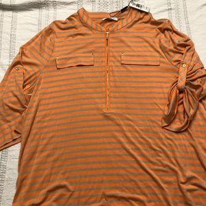 Calvin Klein blouse new with tags size XL